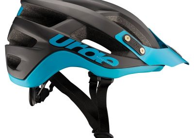 URGE HELMET SERIALL Black Blue